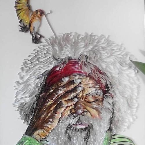 On-Edge Paper Art - Rebekah Jenkins