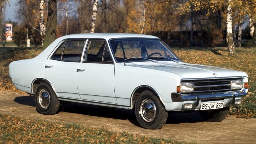 Opel-Rekord 1966
