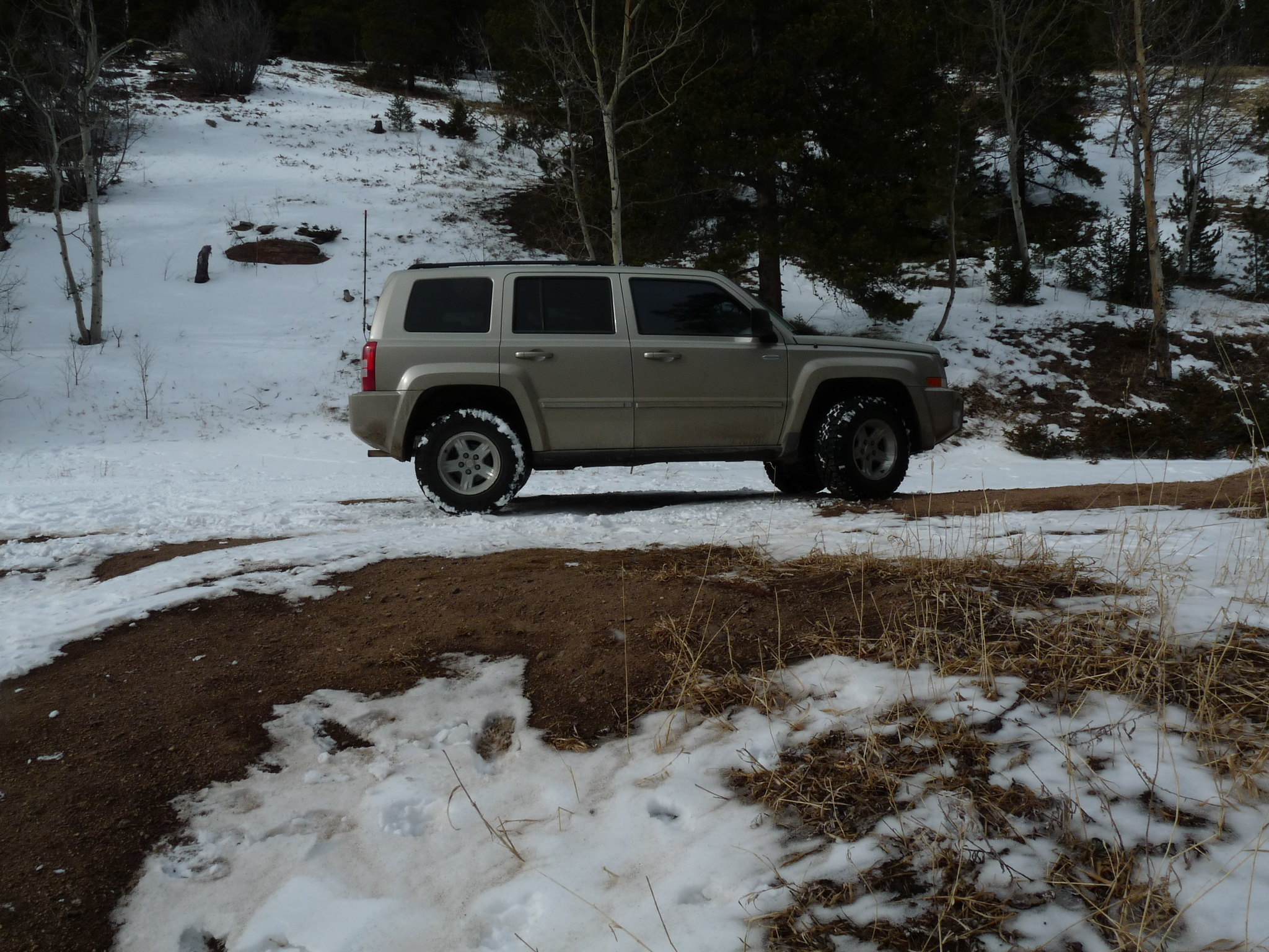 Discount Tires Denver >> DIY Spacer Lift Kit w/ STUCoils - Installed - Jeep Patriot Forums