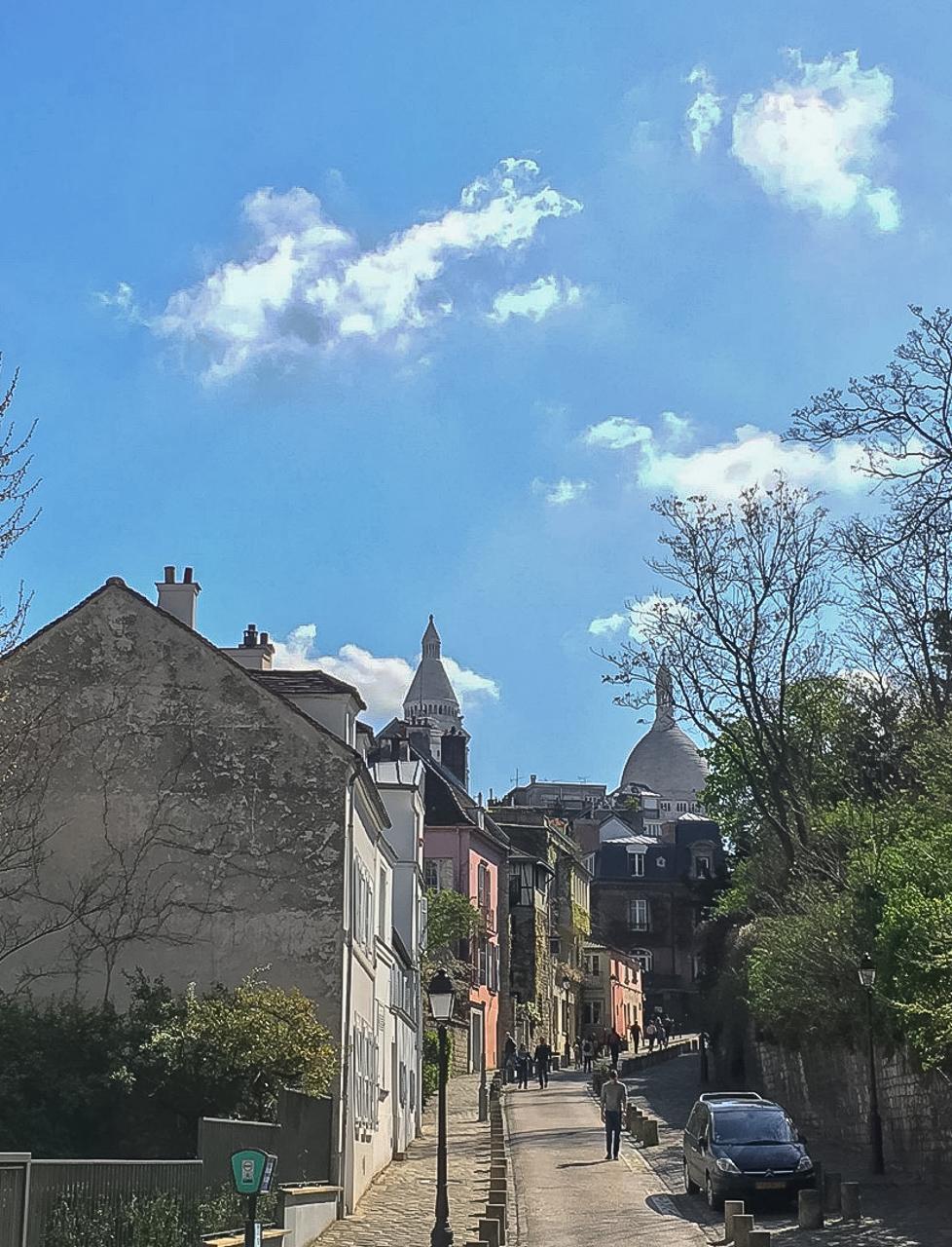 Pariisi, Montmartre