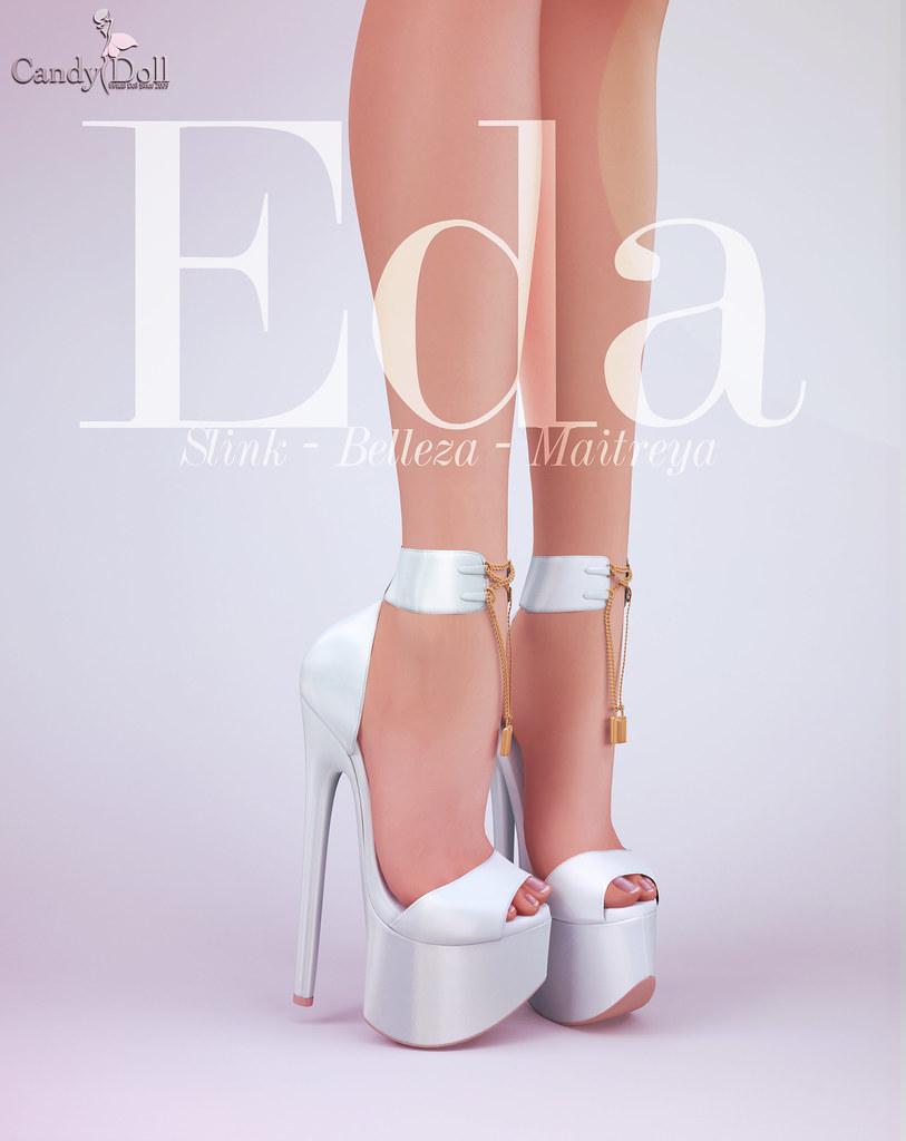 Eda Heels - TeleportHub.com Live!