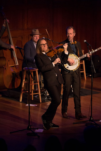 Steep Canyon Rangers March 14, 2018 at Sheldon Concert Hall
