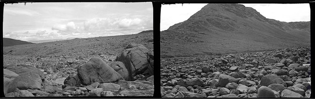 Tablelands in Gros Morne N.P., July 1990