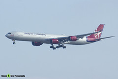 G-VFIT - 753 - Virgin Atlantic Airways - Airbus A340-642 - Heathrow - 170402 - Steven Gray - IMG_9877