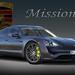 Mission E Porsche