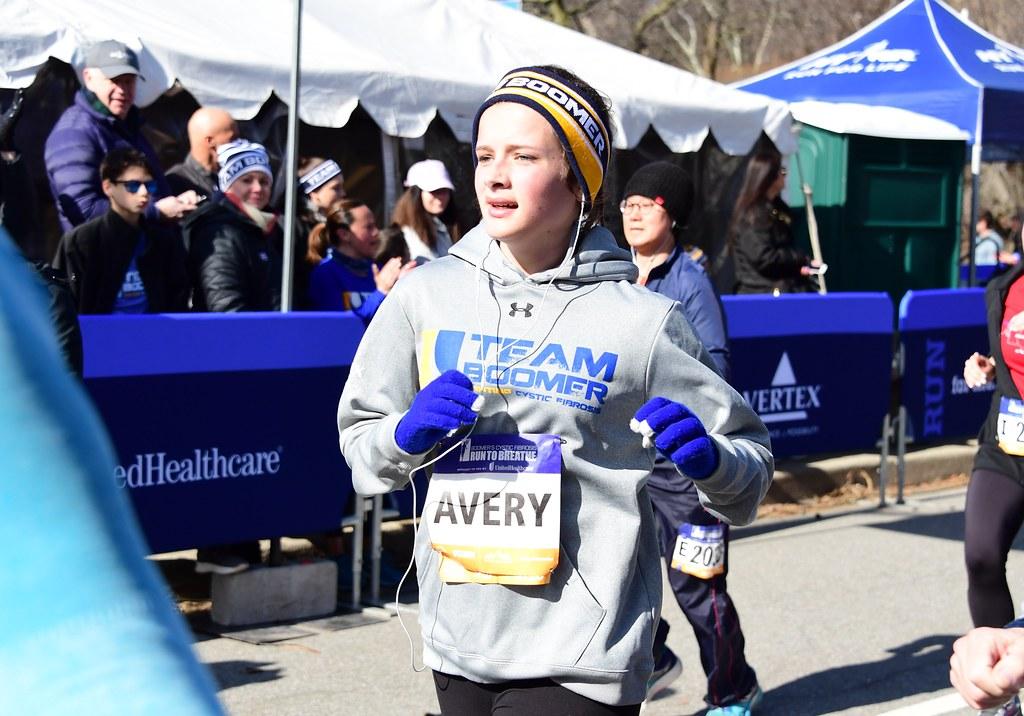 2018 Run to Breathe NYC