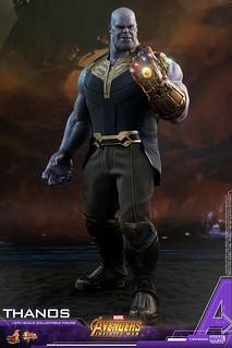 Hot Toys – MMS479 – 《復仇者聯盟:無限之戰》 1/6 比例 薩諾斯 Avengers: Infinity War– 1/6th scale Thanos