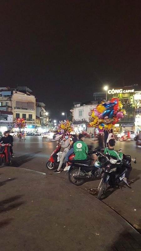 MC i Hanoi