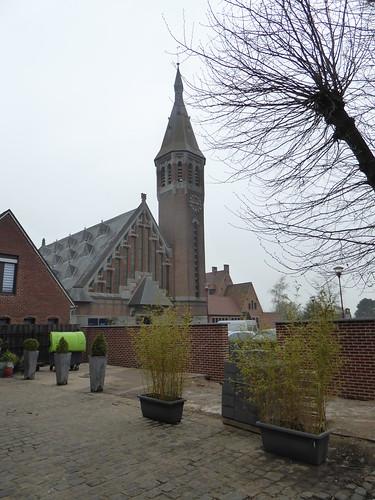Bléharies, église Saint-Aybert (1)