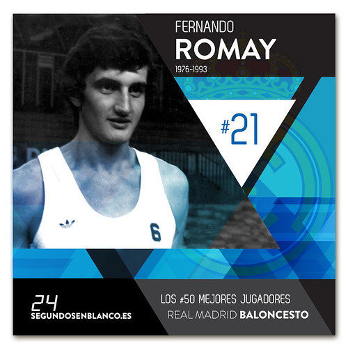 #21 FERNANDO ROMAY