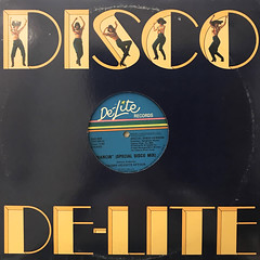 CROWN HEIGHTS AFFAIR:DANCIN'(SPECIAL DISCO MIX)(JACKET A)