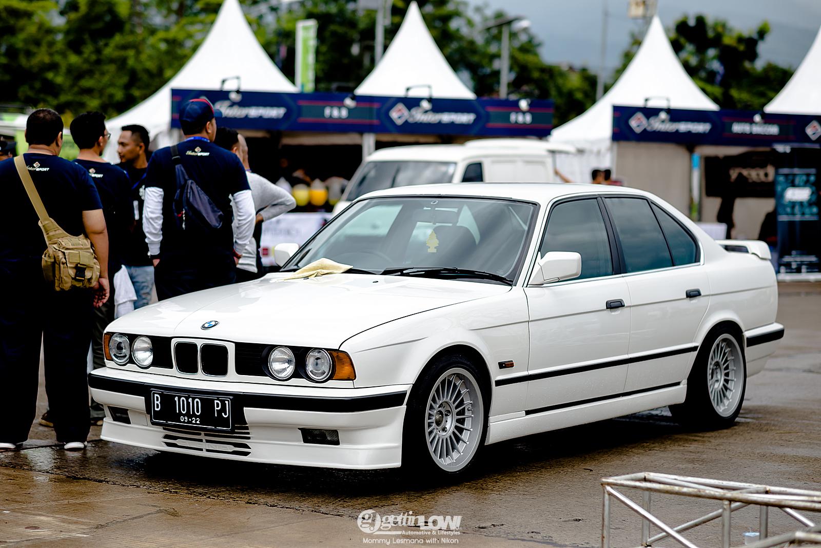 ANDRE IRAWAN BMW E34
