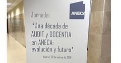Una década de AUDIT y DOCENTIA de ANECA. Echamos en falta la atención a las personas con discapacidad Unidis