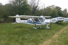 G-RTMY Ikarus Comco C-42 [0502-6655] Popham 020509