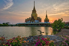 Wat Phrong Akat and Lord Ganesh Temple