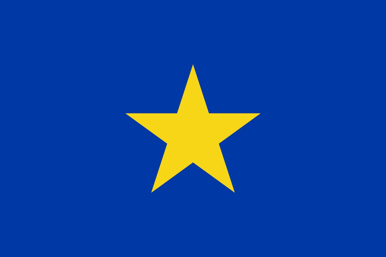 Flag of Belgian Congo
