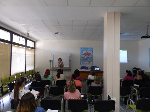 Curso de Administrativa Polivalente de la Delegación de Igualdad