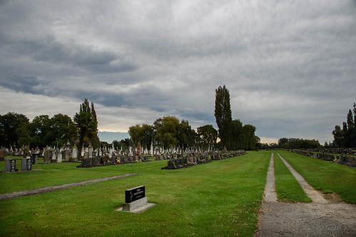Temuka Cemetery