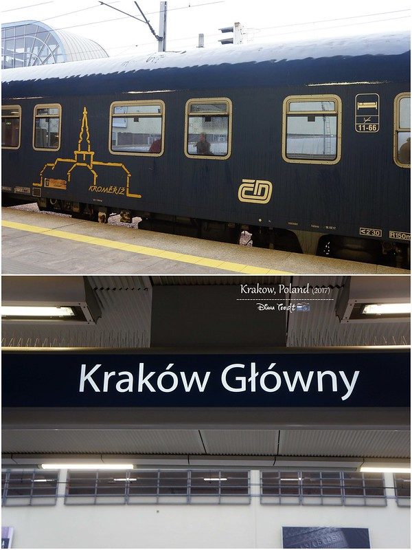 2017 Overnight Train to Prague to Krakow 06