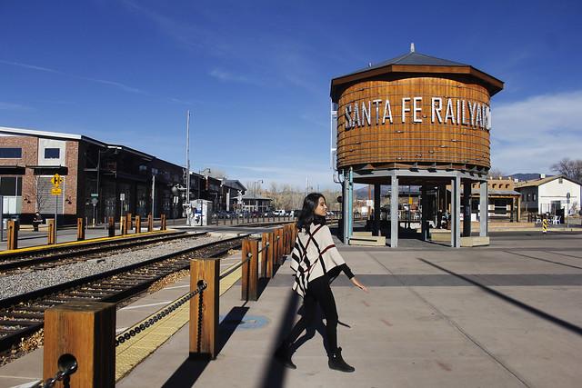 Alysta at Santa Fe Railyard