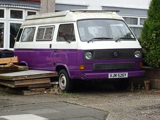 1983 Volkswagen Transporter Camper Van