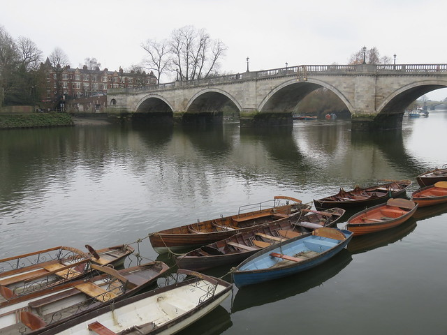 Thames Path - Richmond to Hampton Court