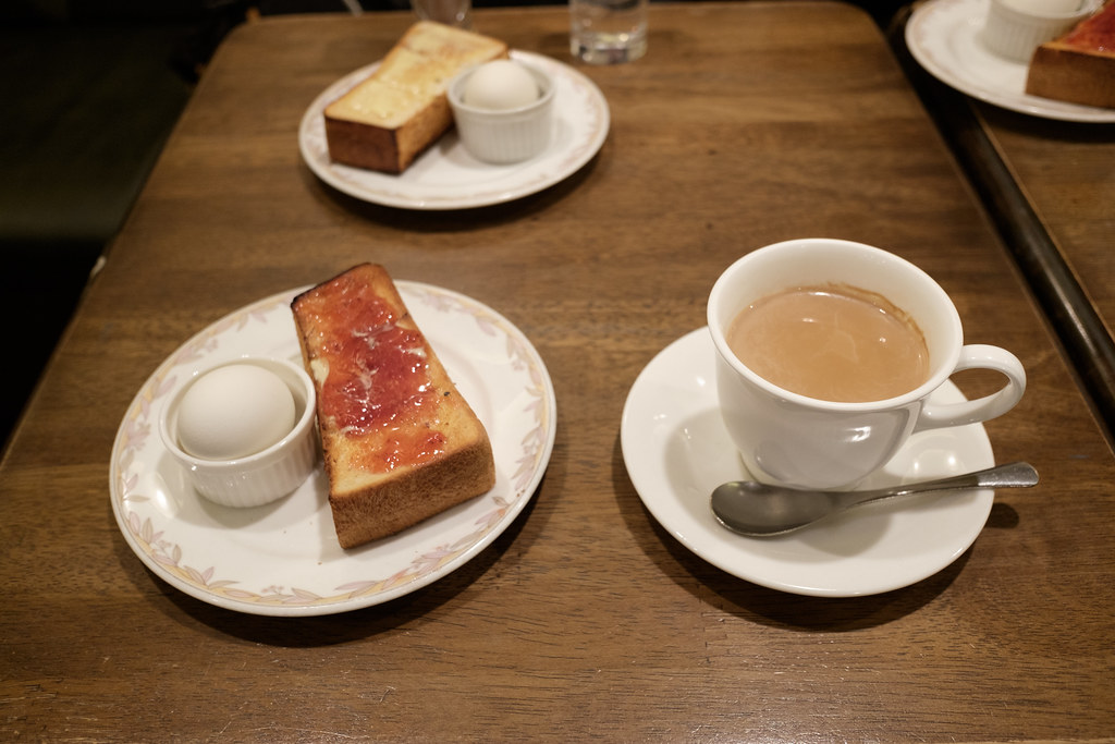 名古屋の喫茶店・ふる里 2018/03/25 X7000384