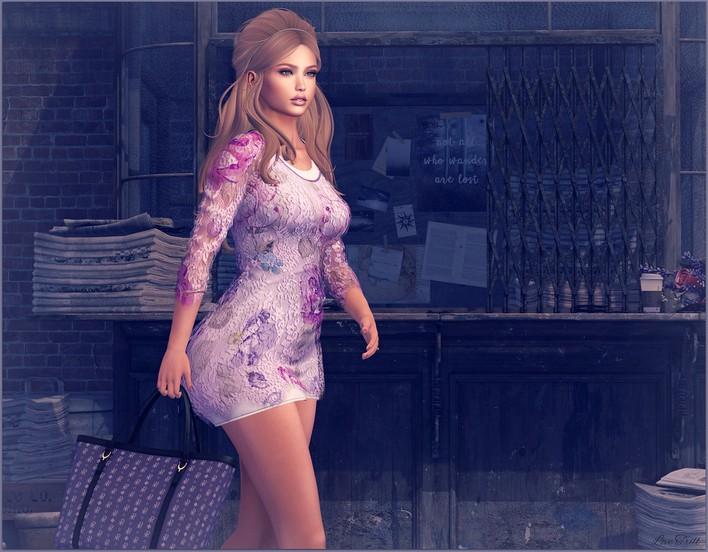 Purplemoon Creations - Dress Me Purple Hunt 3