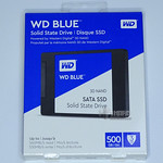 SSD WD Blue 3D Nand 1