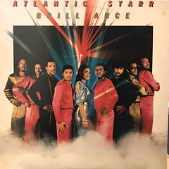 ATLANTIC STARR:BRILLIANCE(JACKET A)