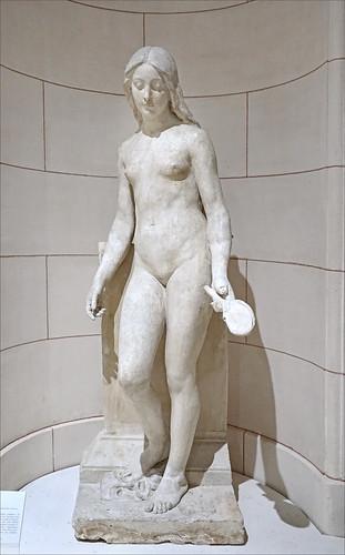 La Vérité de Jules Dalou (Musée du Petit Palais, Paris)
