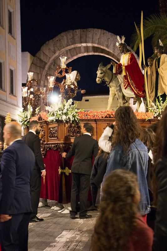 Semana Santa de Mérida 2018 - Domingo de Ramos