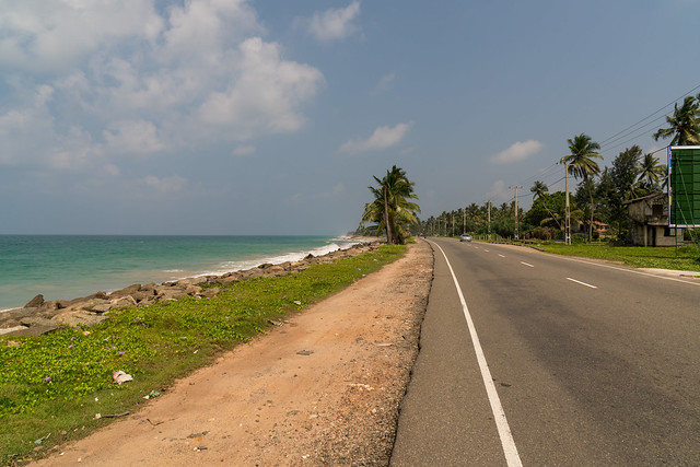 Colombo-Galle Road