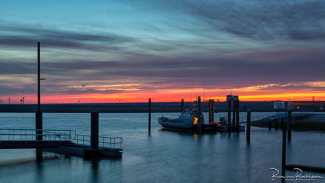 KNRM at Sunrise