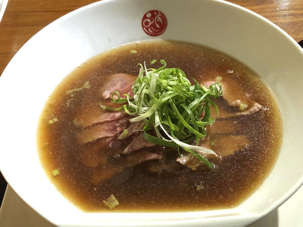 品川蘭牛肉麵