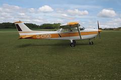 G-CIGD Reims-Cessna F172M (1352) Popham 210517
