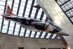 McDonnell-Douglas AV-8B Harrier II 161396/623 Quantico 13-11-06