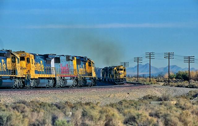 Hot rail at Hodge