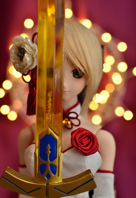 Dollfie Dream Saber Lily Crane Dress ver