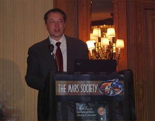 Elon Musk at MSC 2006