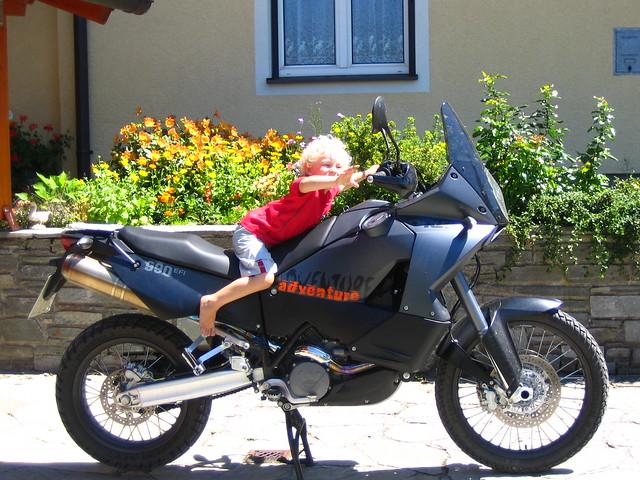 KTM 990 EFI Adventure LC8