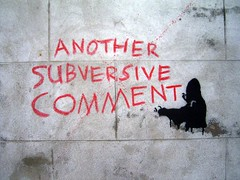 Another Subversive Comment