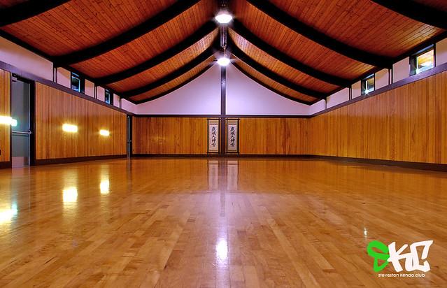 Steveston kendo club dojo flickr photo sharing for Kendo dojo locator
