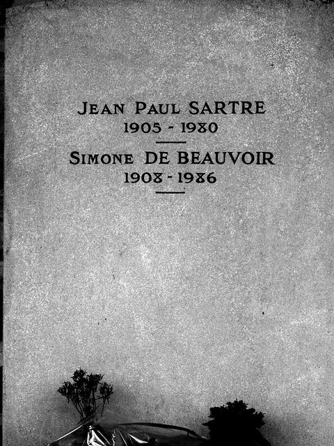 Sartre & De Beauvoir