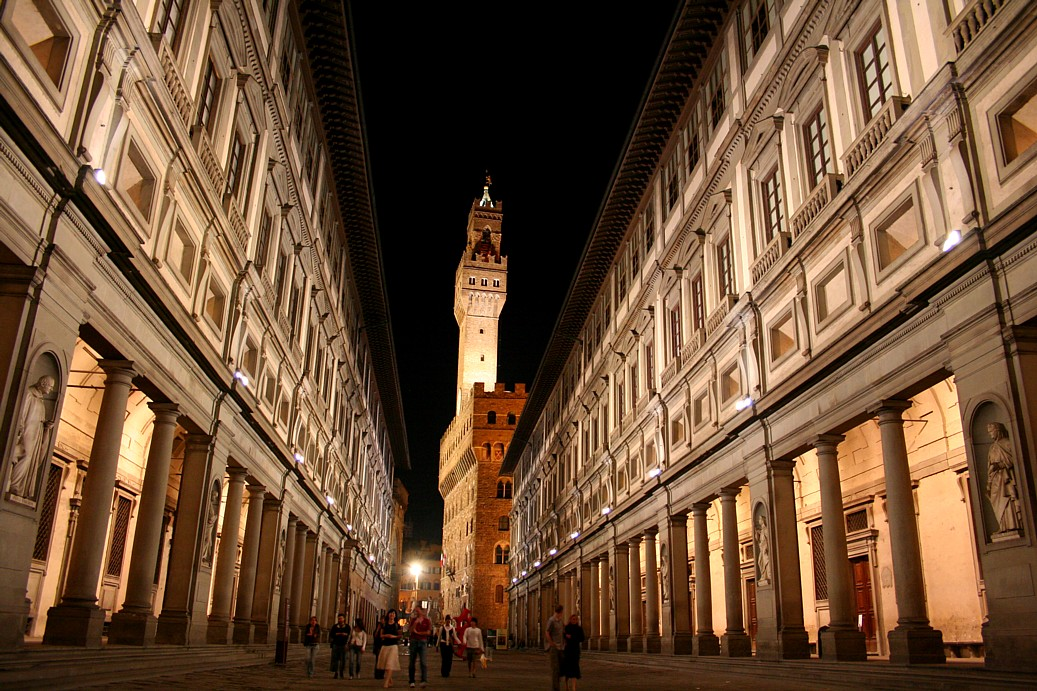 Top 10 Things to See in Florence, Italy: Galleria degli Uffizi