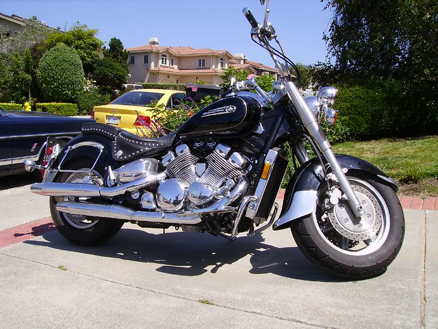 Sold 1996 yamaha royal star motorcycle flickr photo for Yamaha royal star motorcycle