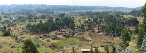 africa travel autostitch panorama stitch july 2006 rwanda