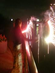 Fireworks@Sumida river