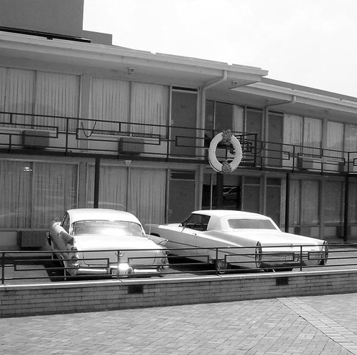 Nation Civil Rights Museum, Lorraine Motel, Memphis by Eugene Goodale