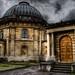 Brompton Cemetery chapel by Simon Crubellier